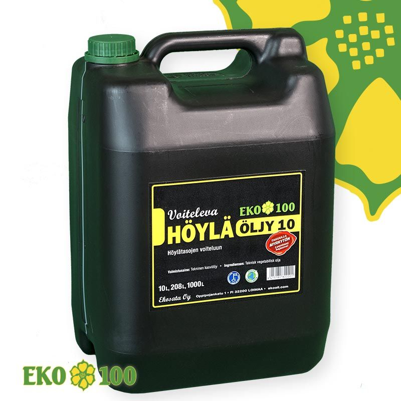 EKO 100 Voiteleva Planing Oil 10