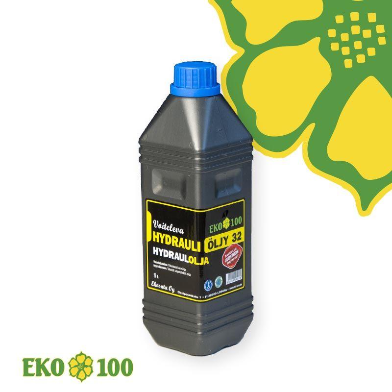 EKO 100 Voiteleva Bio Hydraulic Oil 32