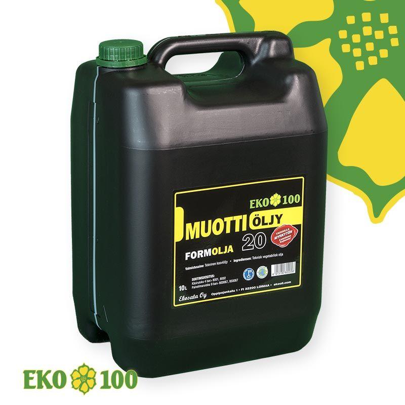 EKO 100 Form Oil 20